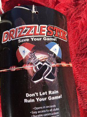 Golf Drizzle Stik - bag club umbrella. Brand new for Sale in Hacienda Heights, CA