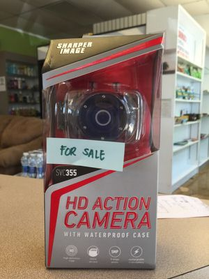 Svc355 Sharper Image Action Camera For Sale In Tampa Fl Offerup