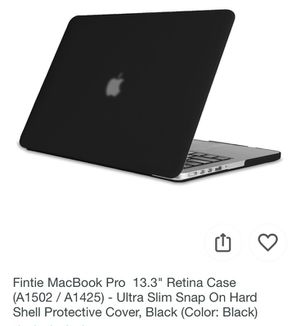 MacBook Pro cover case for Sale in San Diego, CA