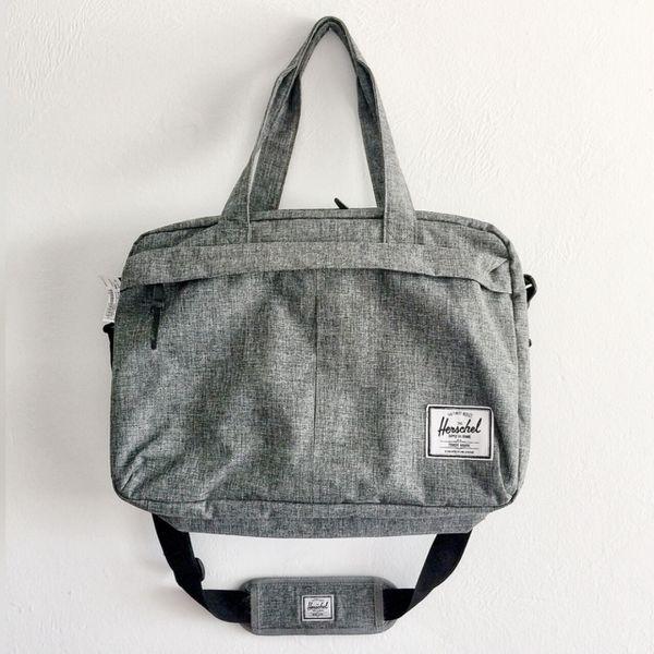 Herschel Travel Weekender Bag In Grey Crosshatch For Key Biscayne Fl Offerup