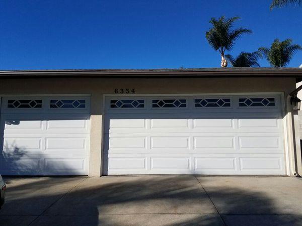 Used Garage Door For Sale In Perris Ca Offerup