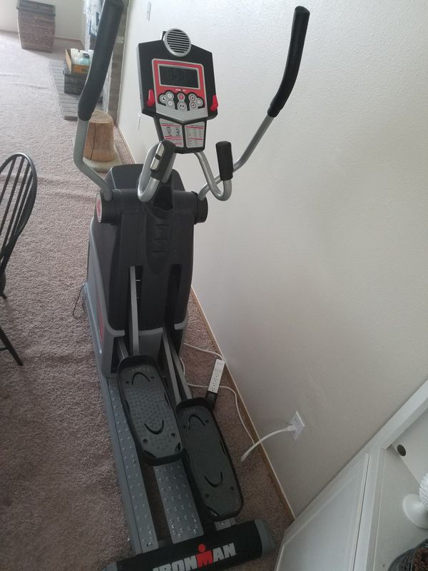 Ironman Aeros Elliptical For Sale In Puyallup Wa Offerup