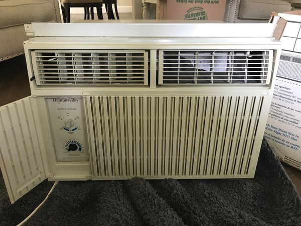 Hampton Bay Air Conditioner 16 000 Btus For Sale In Warren Ri Offerup