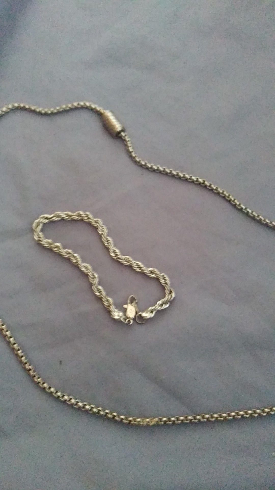 Necklace n bracelet