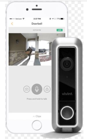 Security Equipment plus Doorbell Camera for Sale in Detroit, MI