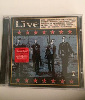 Live music cd for Sale in Apex, NC