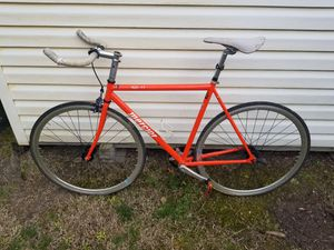 Photo Mercier Fixed Gear Track Bike