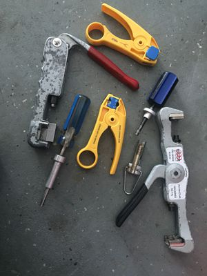 Cable installer tools for Sale in Orlando, FL