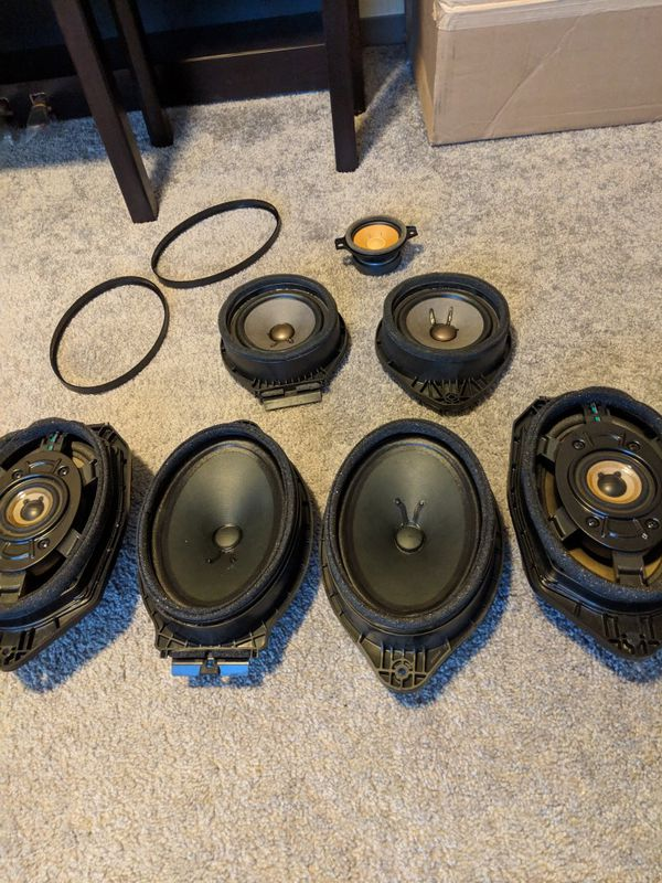 Bose Car Speakers >> Bose Car Audio Speakers For Sale In Honolulu Hi Offerup