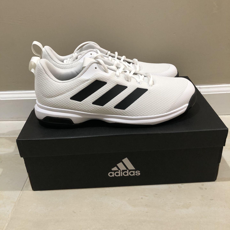 Adidas Premium Tennis Shoes, Size 10