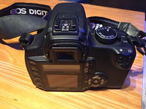 Canon Rebel XT for Sale in Midlothian, VA