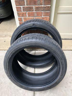 245/40/19 Bridgestone Potenza pair for Sale in Centreville, VA