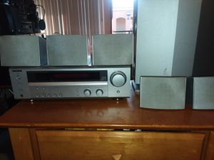 SONY SURROUND SOUND/HOME STEREO SYSTEM for Sale in Las Vegas, NV