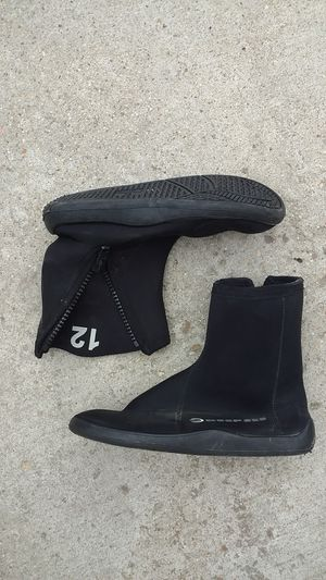 Scuba diving water shoes for Sale in Washington, DC