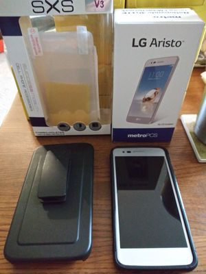 Metro PCS LG Aristo Android smartphone for Sale in Essex, MD