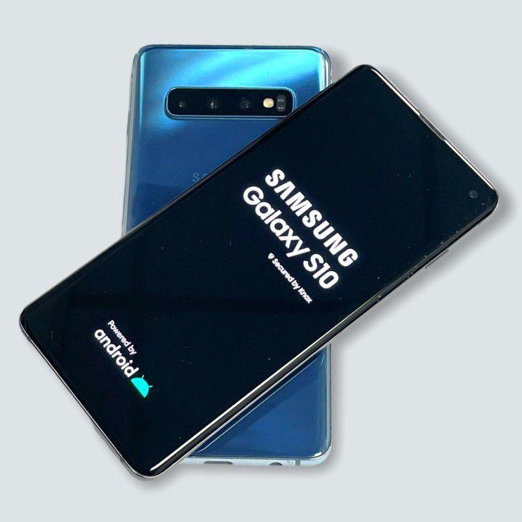 Samsung Galaxy S10 128 GB Unlocked Each
