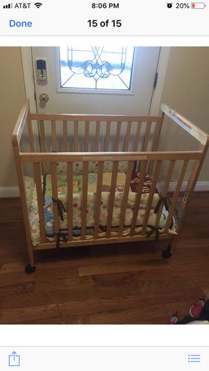 Mini crib for Sale in Fort Washington, MD
