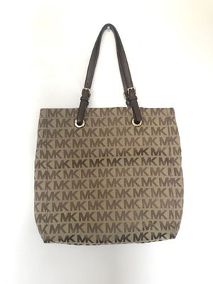 423ec18b7f60 ... promo code for michael kors mk signature canvas tote purse authentic  for sale in costa mesa ...
