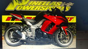 2011 Kawasaki zx1000 only 7k miles! WE FINANCE ANY CREDIT for Sale in Orlando, FL