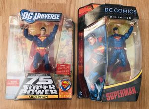 Superman Action Figures for Sale in Orlando, FL