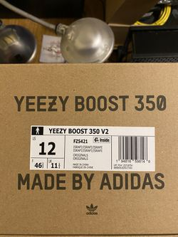 Yeezy boost 350 V2 Thumbnail