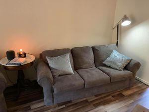 Couch and Love Seat! Must GO! for Sale in Herndon, VA