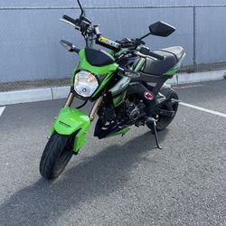 2018 Kawasaki z125 pro KRT Thumbnail