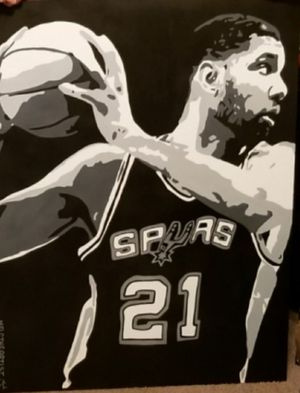 becky hammon painting for sale in san antonio tx offerup