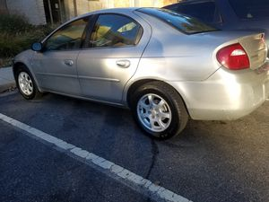 😍😍😍😍2005 Dodge Neon CLEAN TITLE 86,000 MILES RUNS N DRIVES HEAT WORKS NO ENGINE LIGHTS $2000 obo for Sale in Adelphi, MD