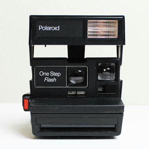 Vintage Polaroid One Step Flash instant camera for Sale in Fairfax, VA
