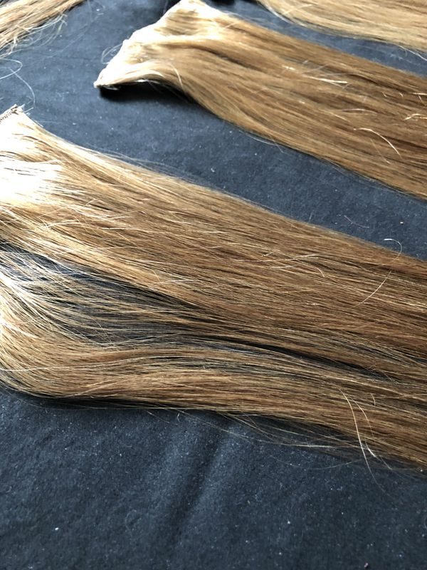 Real Human Hair Extensions For Sale In Kent Wa Offerup