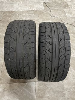 "Only 2 Wheels Size 18"" 255/35zR18 94 W - Nitto Thumbnail"