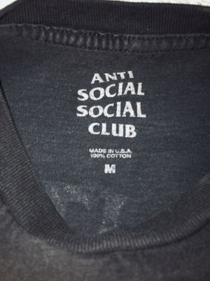 Photo 2 ASSC Tees rainbow on black + white on black