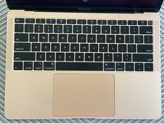 MacBook Air Rose gold 2019 Thumbnail