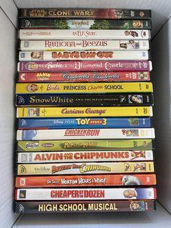 Disney Movies & More + DVD Player Thumbnail