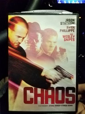 Dvd movie, Chaos for Sale in Hyattsville, MD