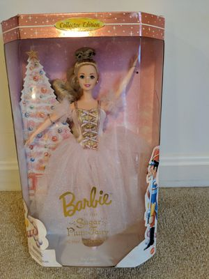 New - Sugar Plum Fairy Barbie for Sale in Frederick, MD