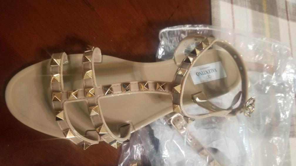 Luxury Studded Sandals