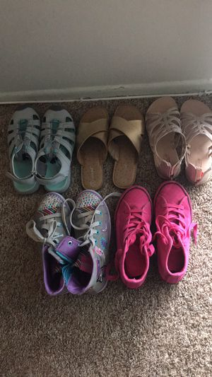 Girls shoes & clothing for Sale in Baltimore, MD