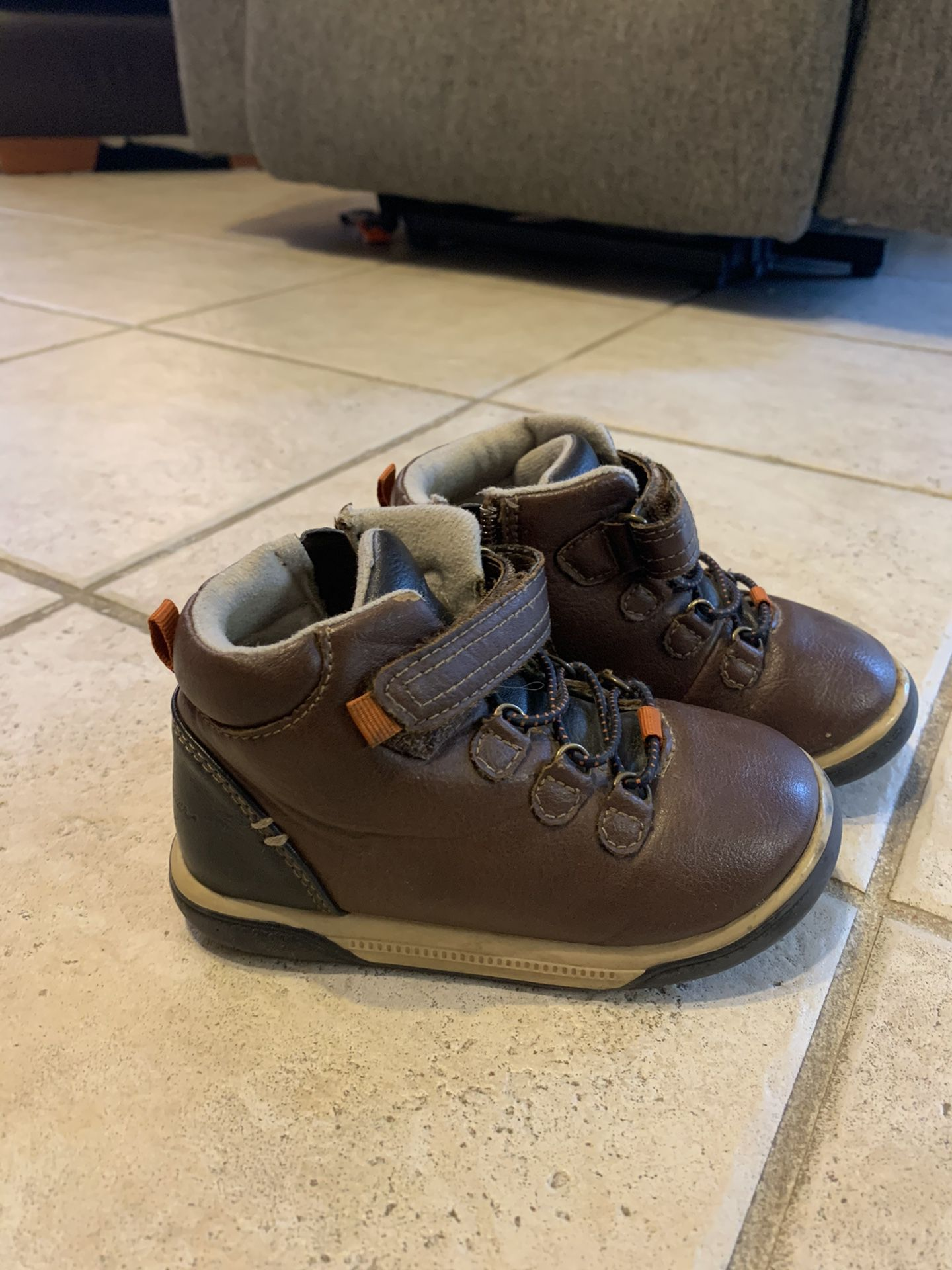 Toddler Boy Boots size 8c