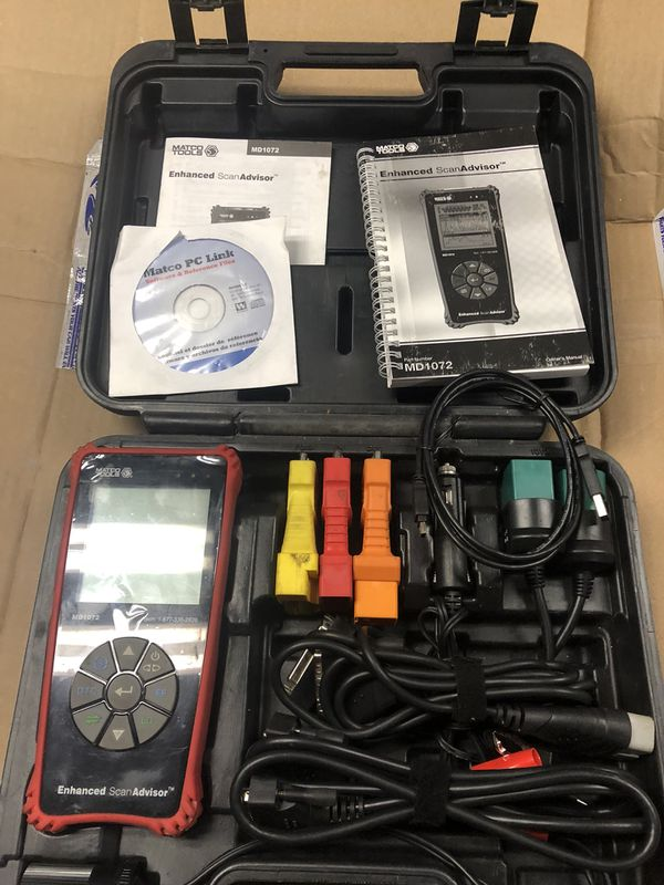 Matco 1072 scan tool for Sale in Kentwood, MI - OfferUp