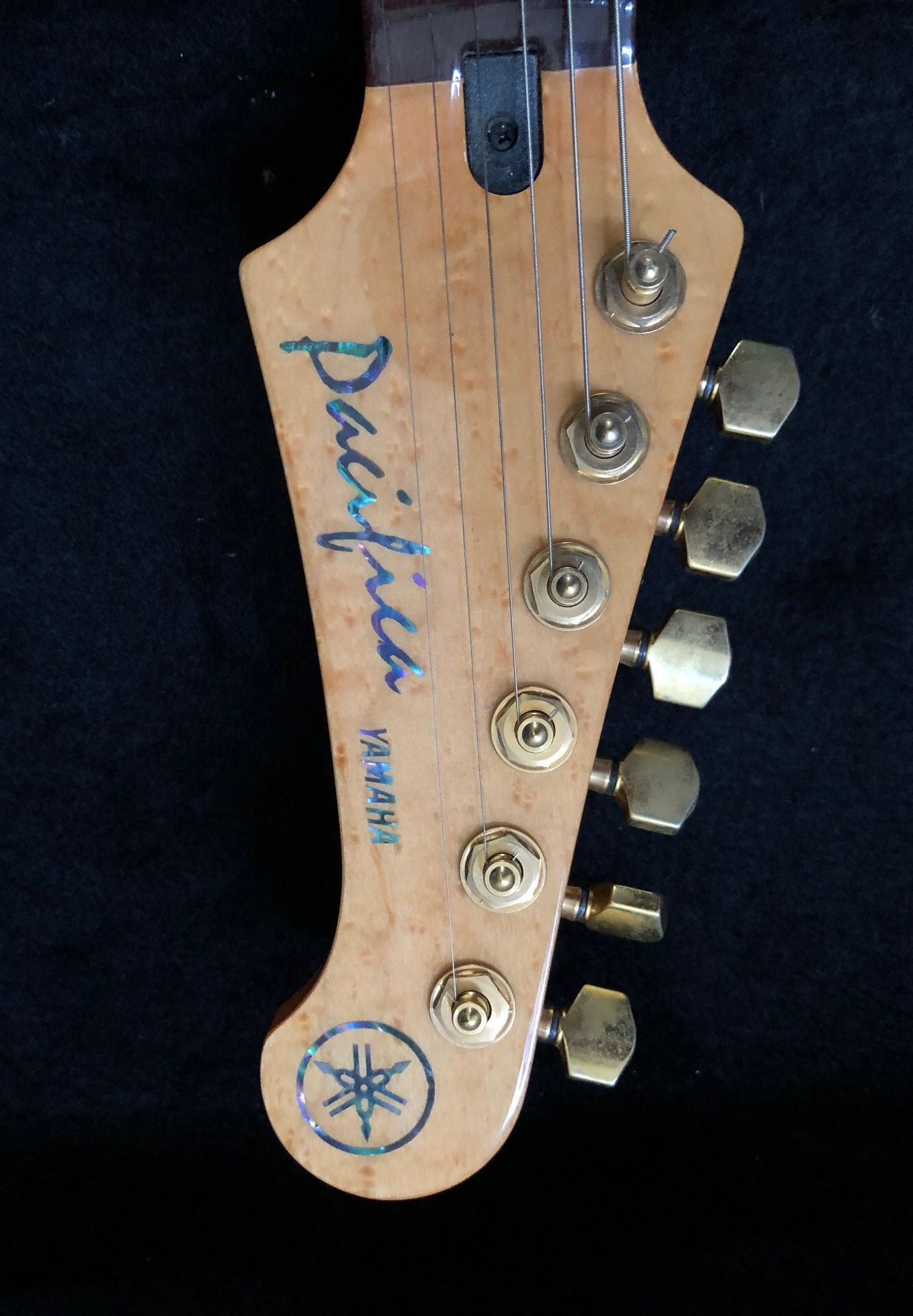 Yamaha Pacifica California custom guitar