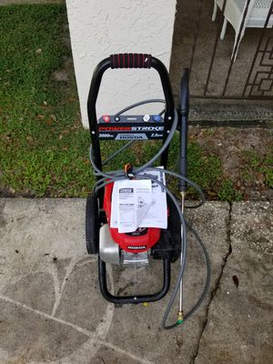 Honda pressure washer for Sale in Orlando, FL