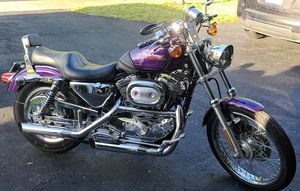 Photo Beautiful Harley Davidson 2000 Sportster