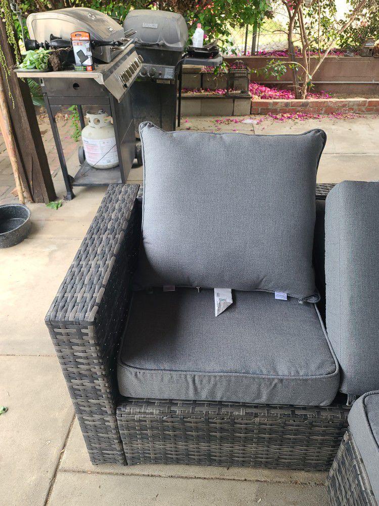Sunbrella Outdoor Cushion Set Of 2