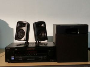 Sony System with Subwoofer for Sale in Richmond, VA