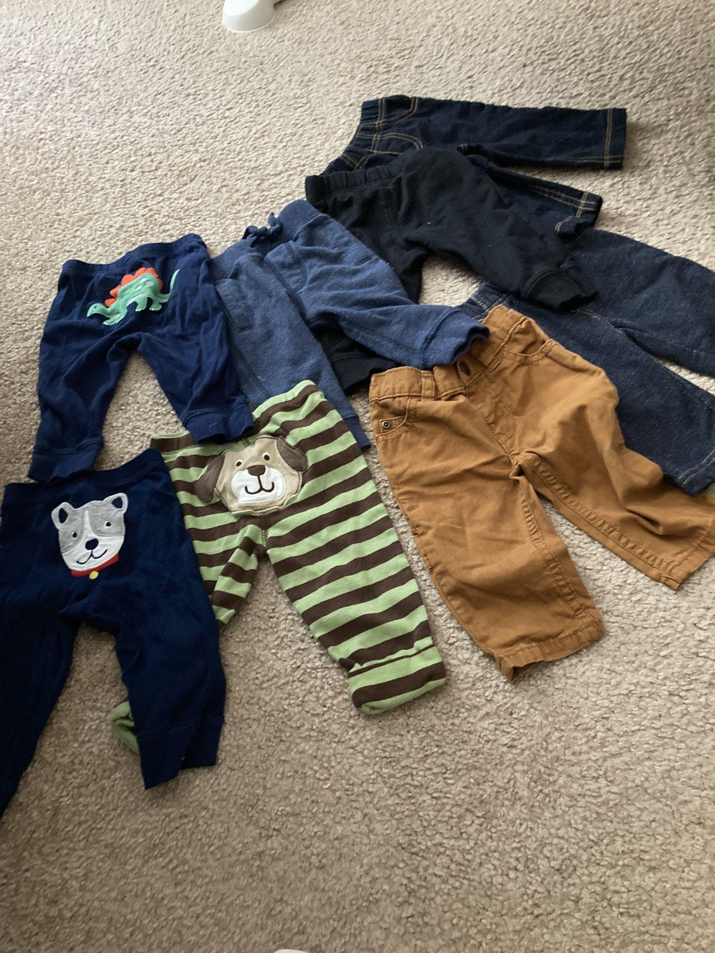 Baby Boy Clothes Newborn-6 Months