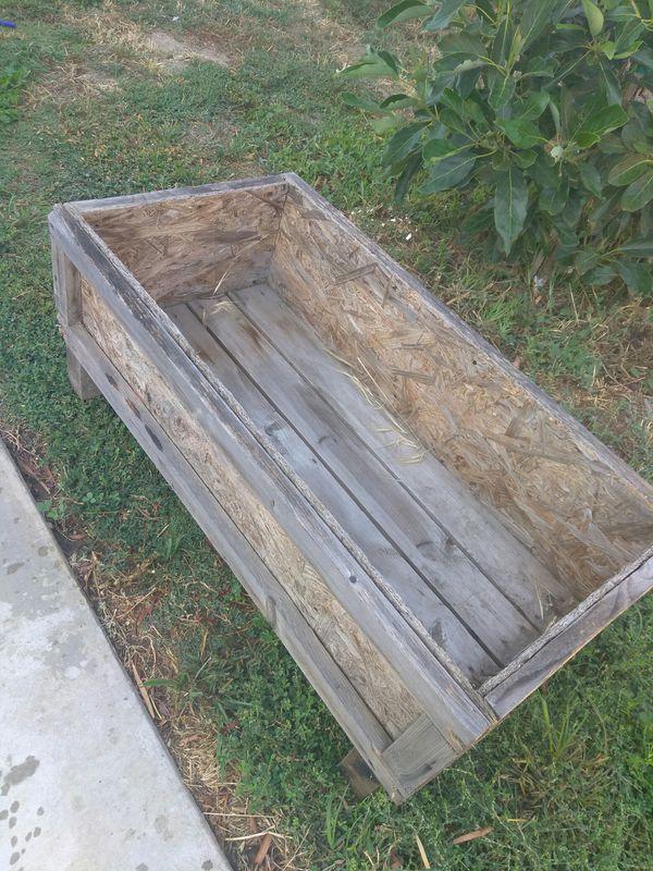 Wood Planter Box For Sale In Stockton Ca Offerup