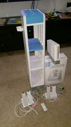 Wii System with lots of extras for Sale in Aloha, OR