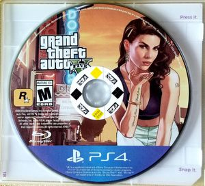"""GRAND THEFT AUTO 5"" FOR PLAYSTATION 4 CONSOLE!! for Sale in Portland, OR"